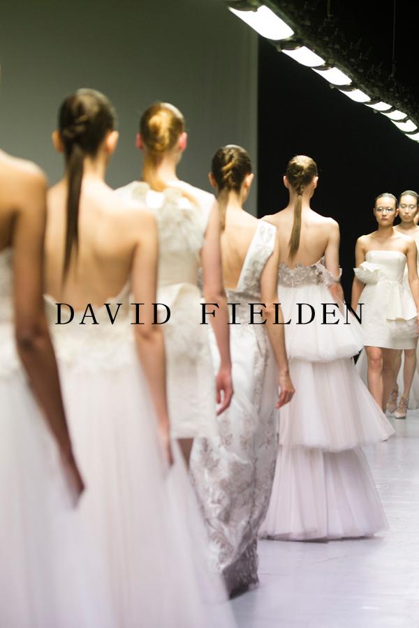 DAVID FIELDEN / 2016 新作入荷しました