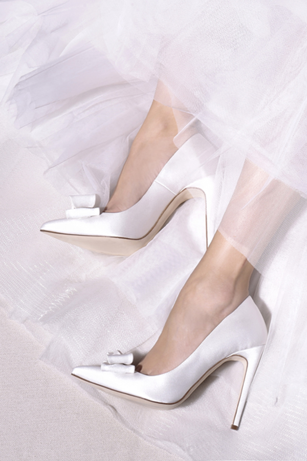 ANTONIO RIVA -wedding shoes-