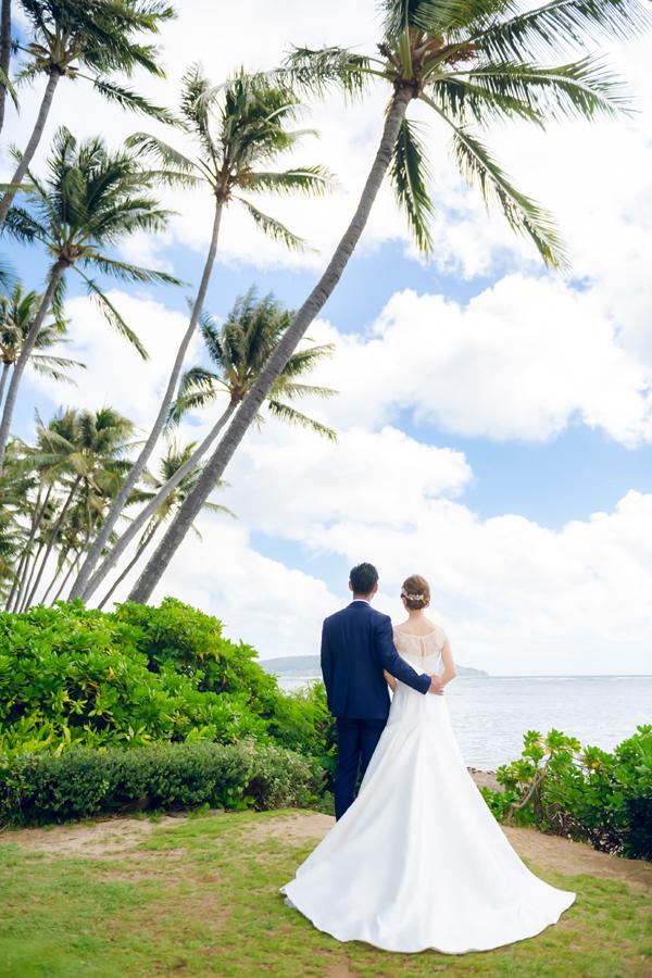 ハワイ/キャルバリーバイザシー教会